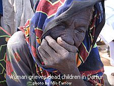 Grief in Darfur